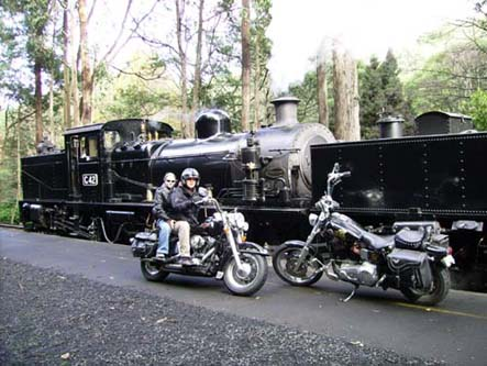 Andy's Harley Rides - Kingaroy Accommodation