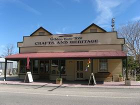 Dolly's Golden Raintree Craft and Heritage Centre - Kingaroy Accommodation