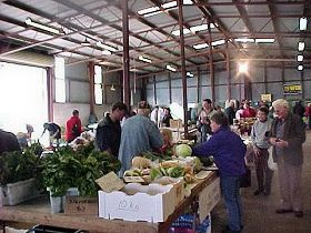 Burnie Farmers' Market - Kingaroy Accommodation