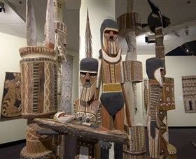 Museum and Art Gallery of the Northern Territory - Kingaroy Accommodation