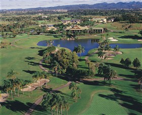 Palm Meadows Golf Course - Kingaroy Accommodation