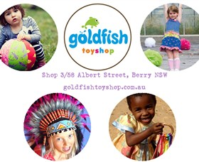Goldfish Toy Shop - Kingaroy Accommodation