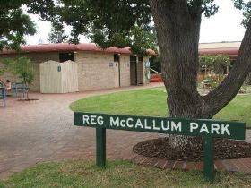 Reg McCallum Park - Kingaroy Accommodation