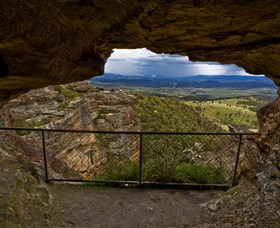 Hassans Walls Lookout - Kingaroy Accommodation