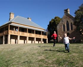 Hartley Historic Site - Kingaroy Accommodation