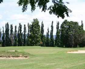 Aberdeen Golf Club - Kingaroy Accommodation