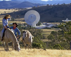 Canberra Deep Space Communication Complex - Kingaroy Accommodation