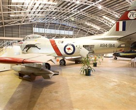 Australian Aviation Heritage Centre - Kingaroy Accommodation