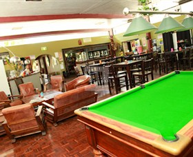 Darwin Railway Social and Sports Club - Kingaroy Accommodation