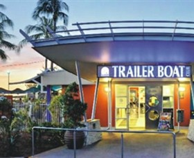 Darwin Trailer Boat Club - Kingaroy Accommodation