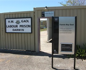 Fannie Bay Gaol - Kingaroy Accommodation