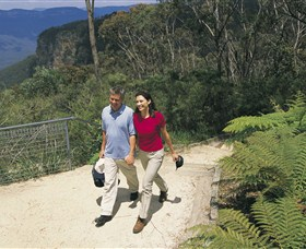 Blue Mountains Walking Tracks - Kingaroy Accommodation
