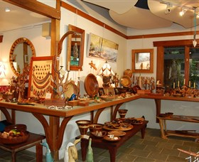 The Woodcraft Gallery - Kingaroy Accommodation