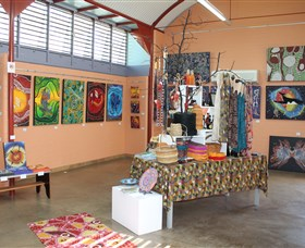 Dunghutti Ngaku Aboriginal Art Gallery - Kingaroy Accommodation