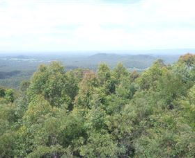 Collombatti Lookout - Kingaroy Accommodation