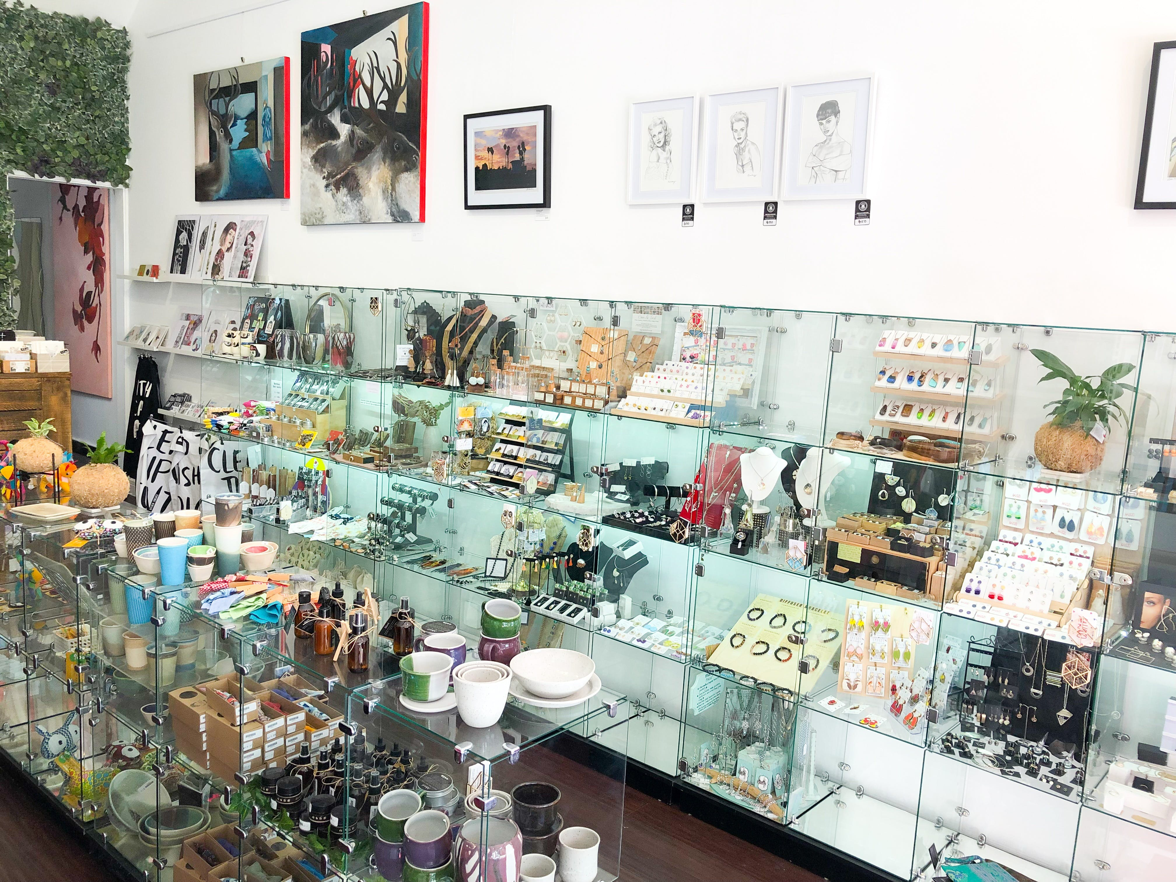 in.cube8r gallery and emporium Prahran - Kingaroy Accommodation