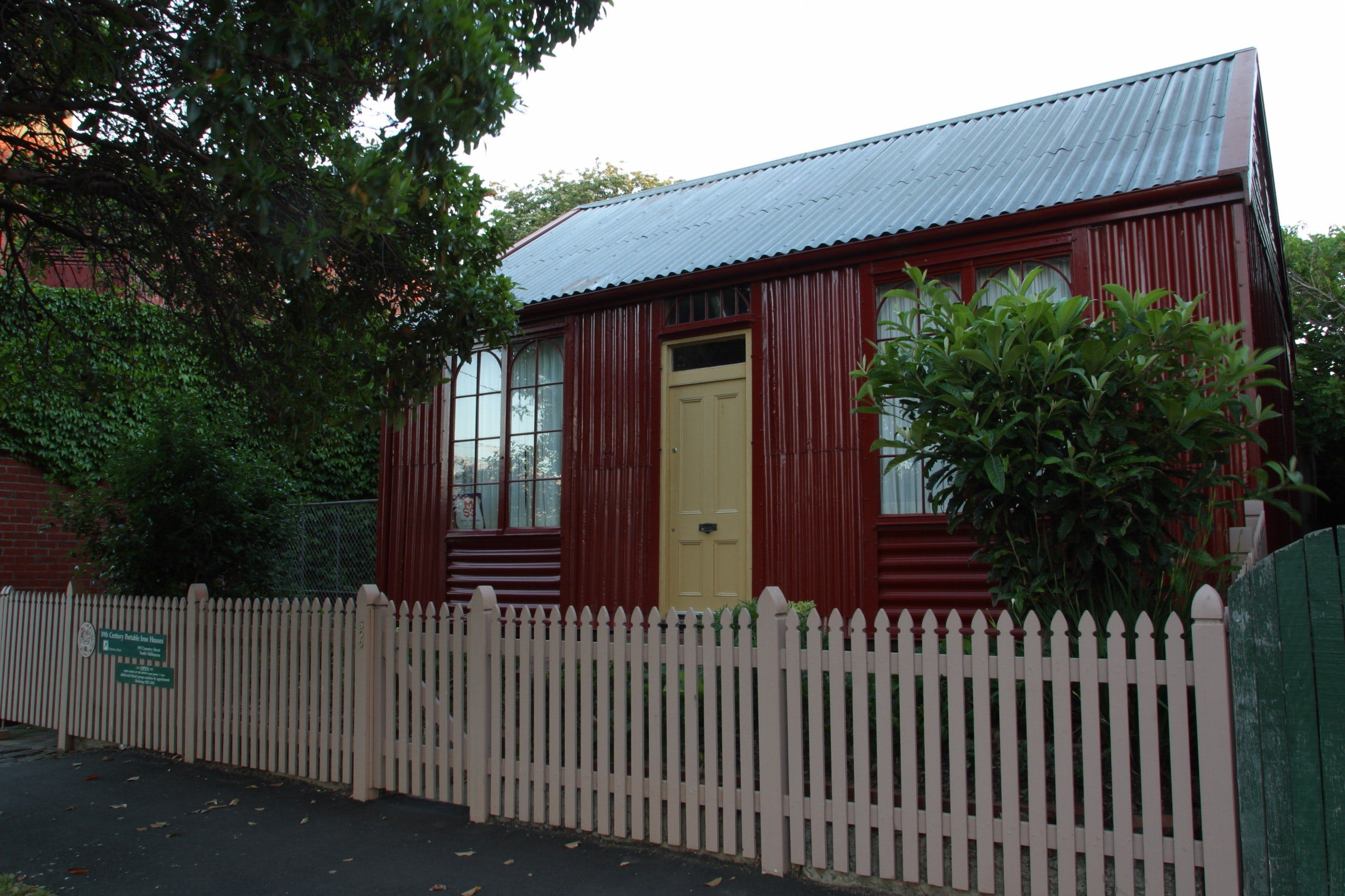 Portable Iron Houses - Kingaroy Accommodation