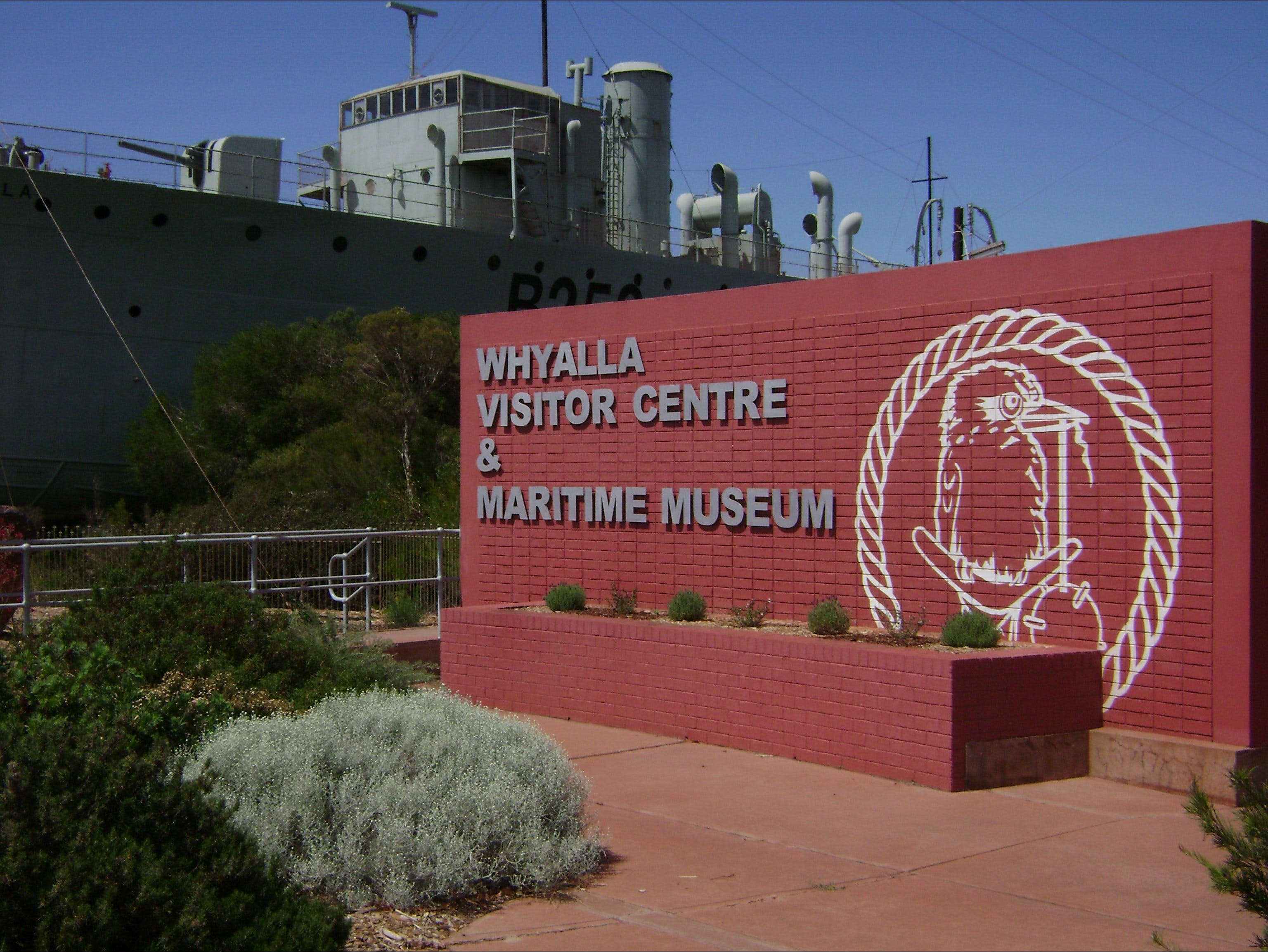 Whyalla Maritime Museum - Kingaroy Accommodation