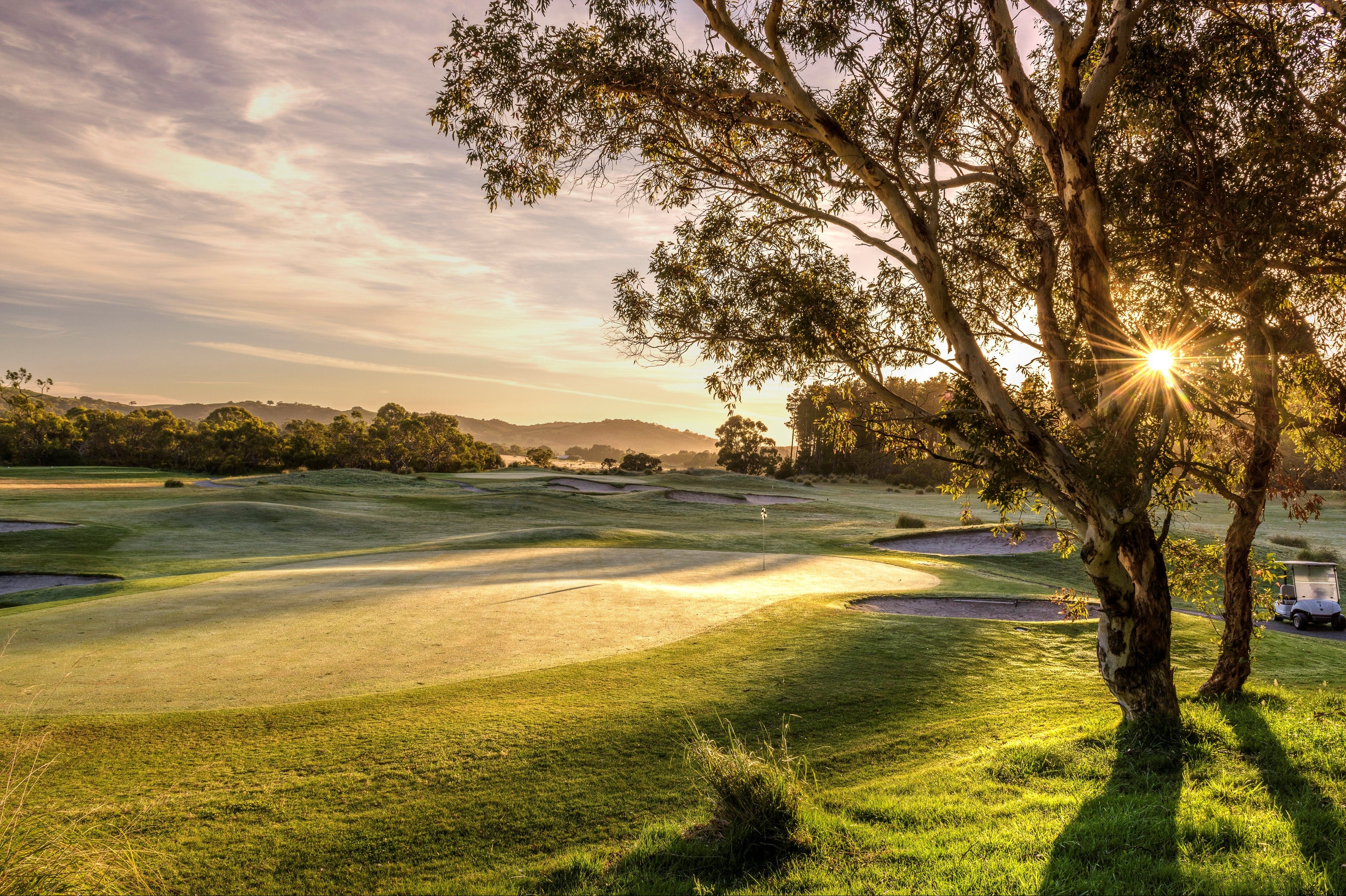 Mount Compass Golf Course - Kingaroy Accommodation