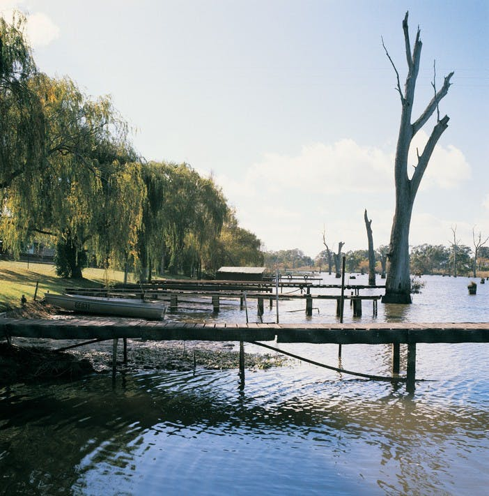 Nagambie - Kingaroy Accommodation