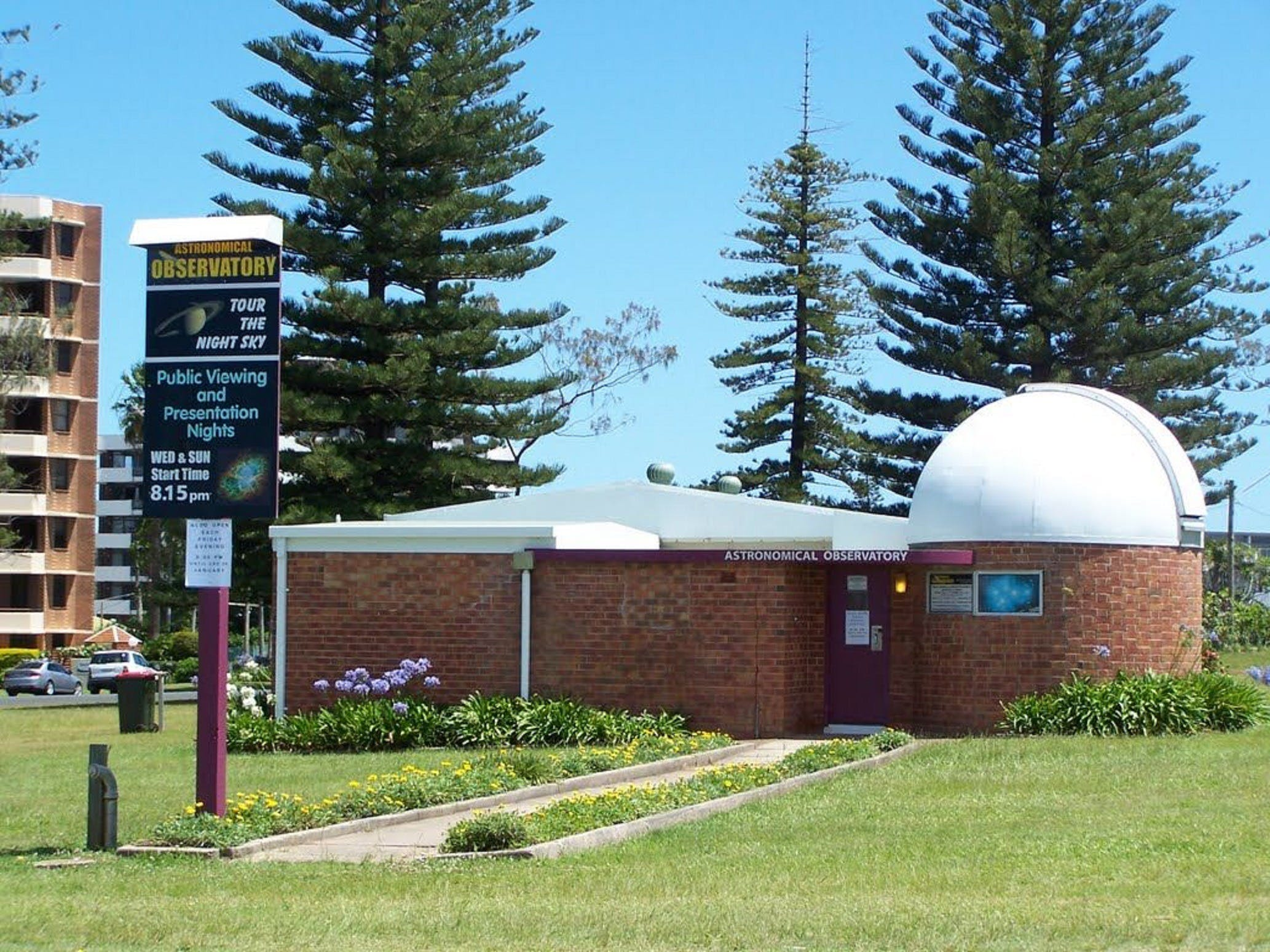 Port Macquarie Astronomical Observatory - Kingaroy Accommodation