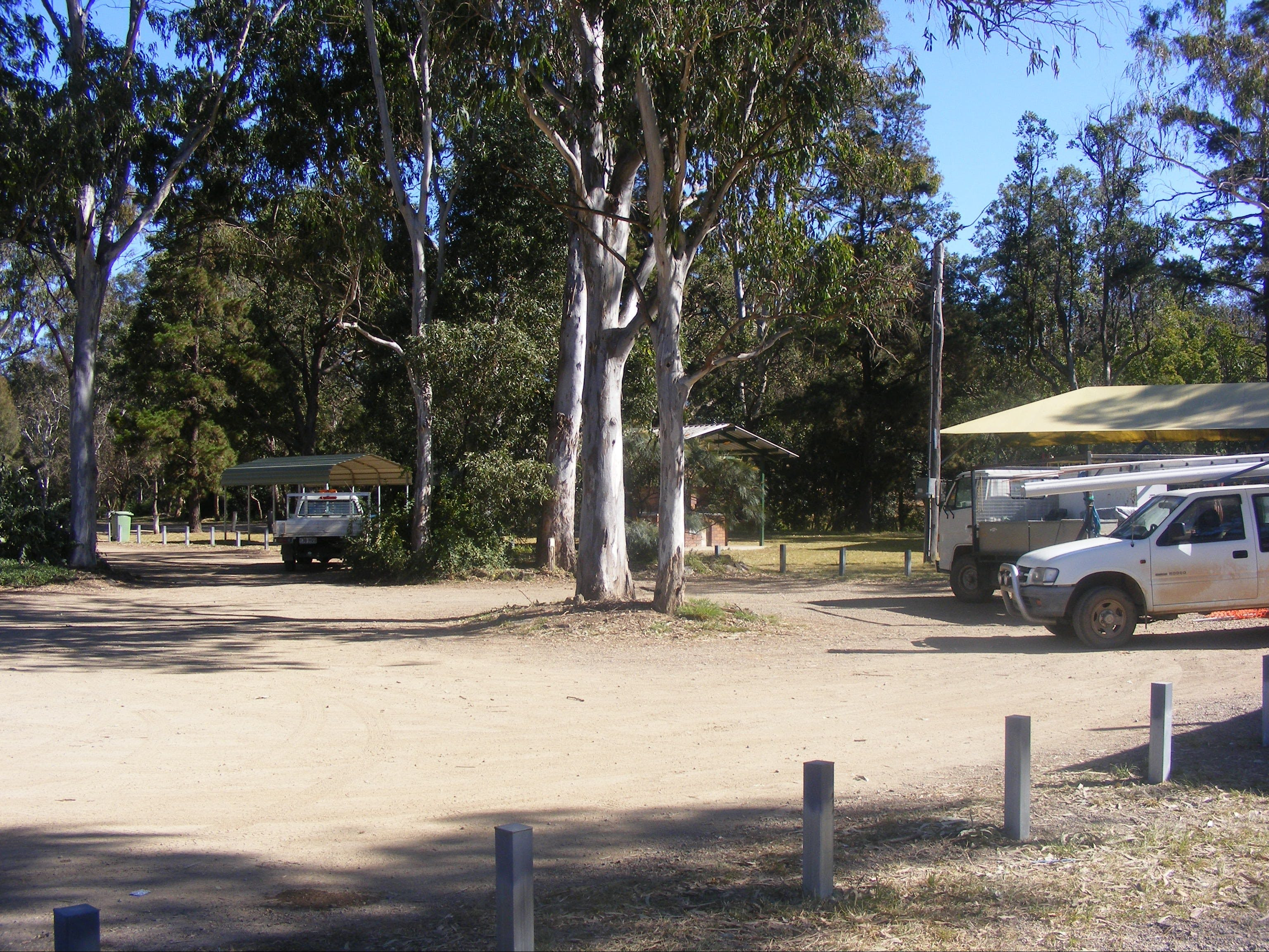 Lions Park - Nanango - Kingaroy Accommodation
