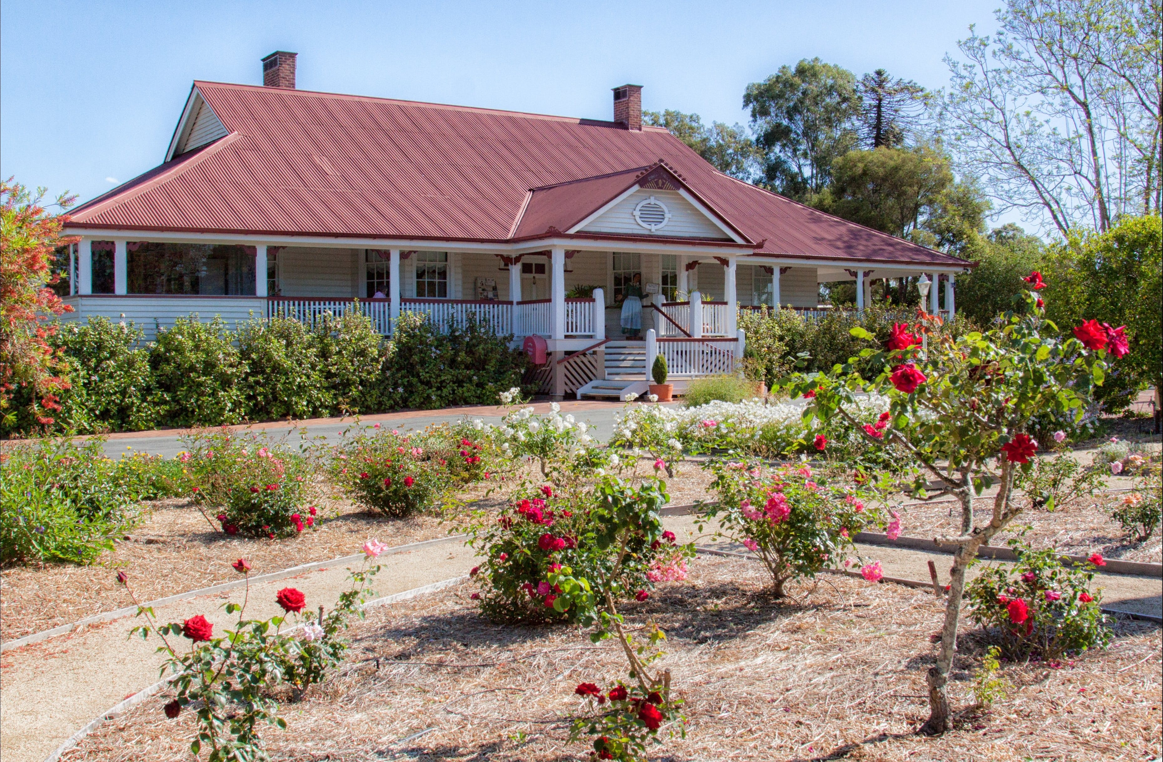 Ringsfield House Nanango - Kingaroy Accommodation