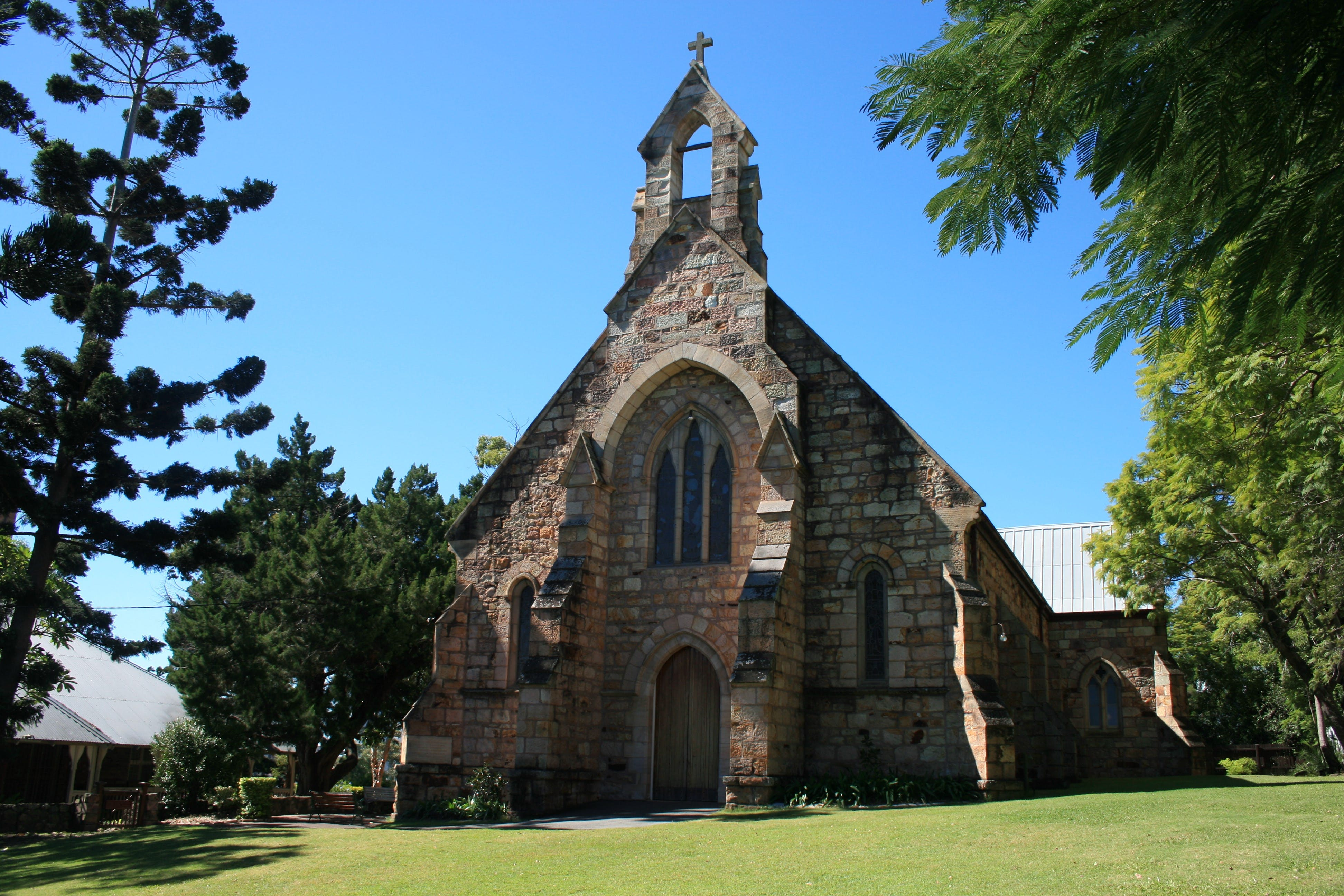 St Marys Anglican Church Memorial Chapel - Kingaroy Accommodation