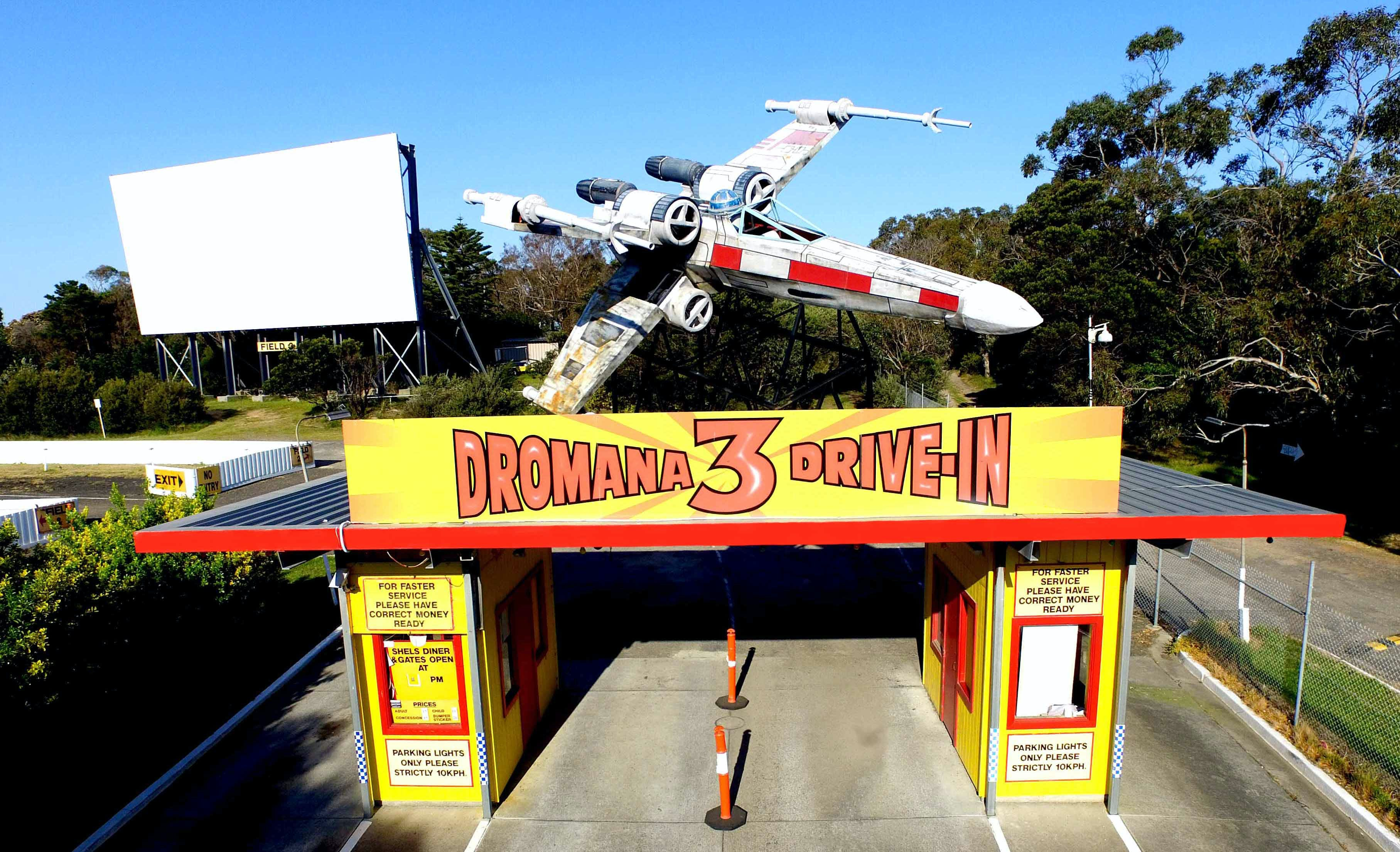 Dromana 3 Drive In - Kingaroy Accommodation