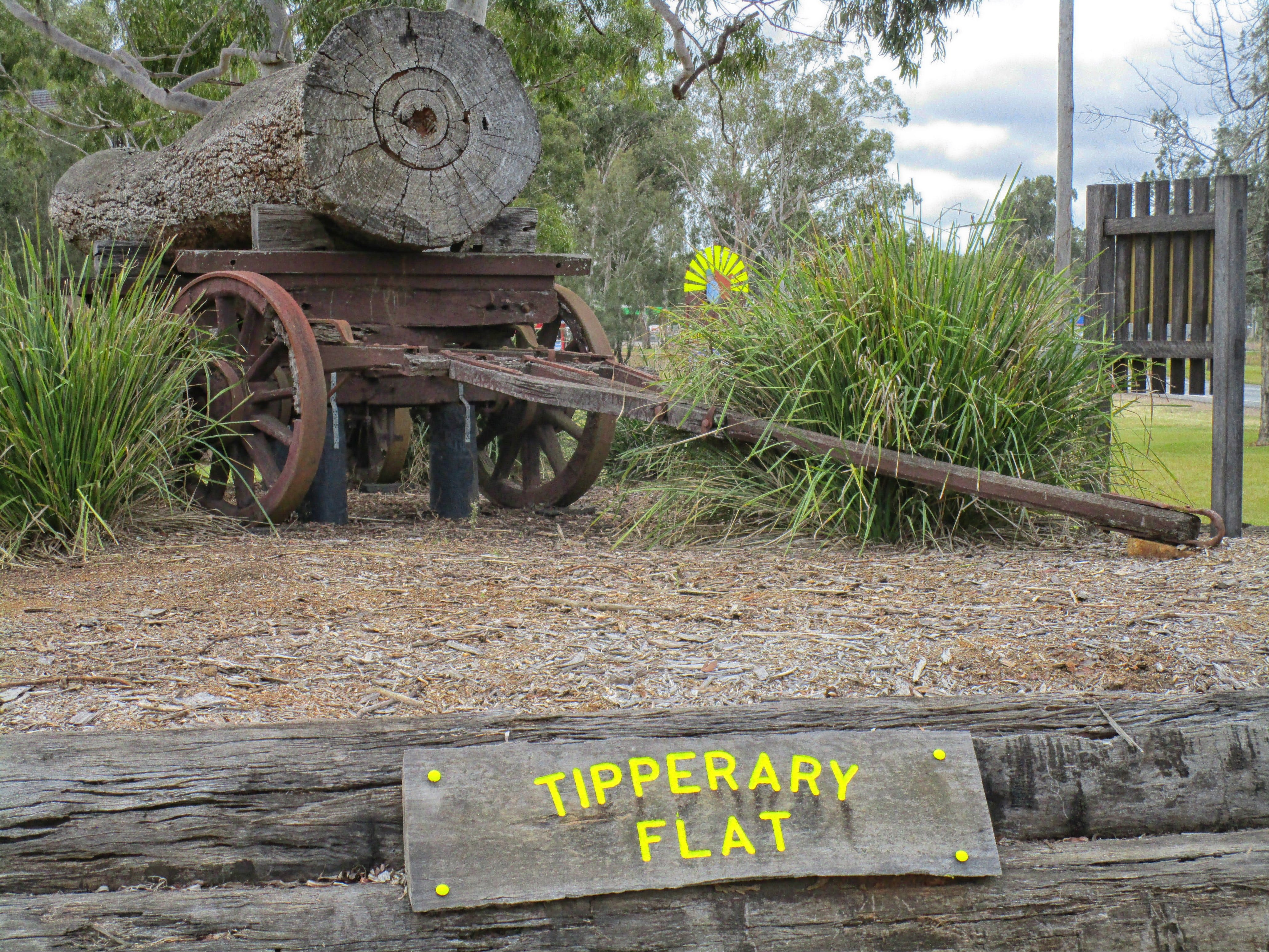 Tipperary Flat - Kingaroy Accommodation