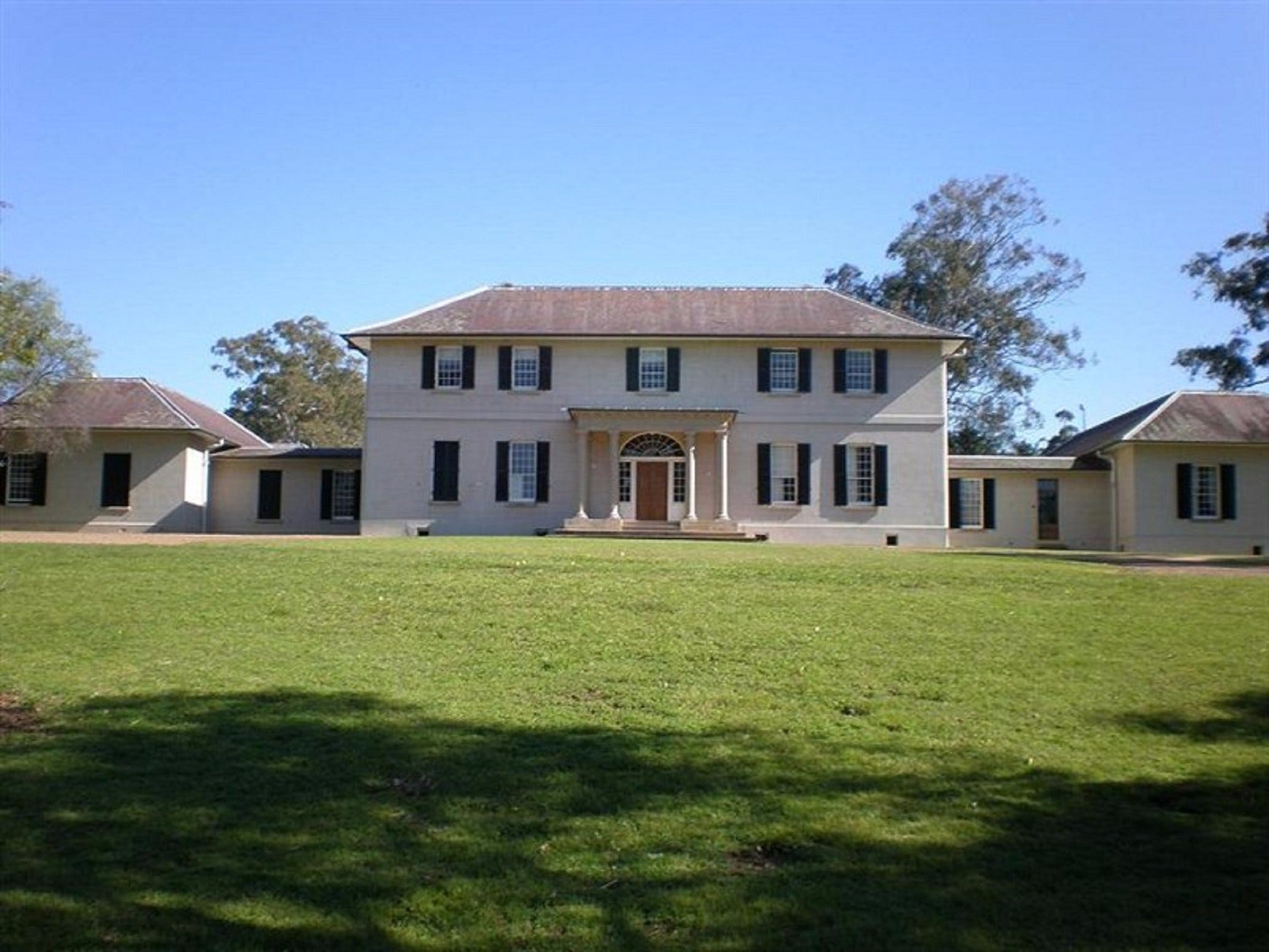 Old Government House Parramatta - Kingaroy Accommodation