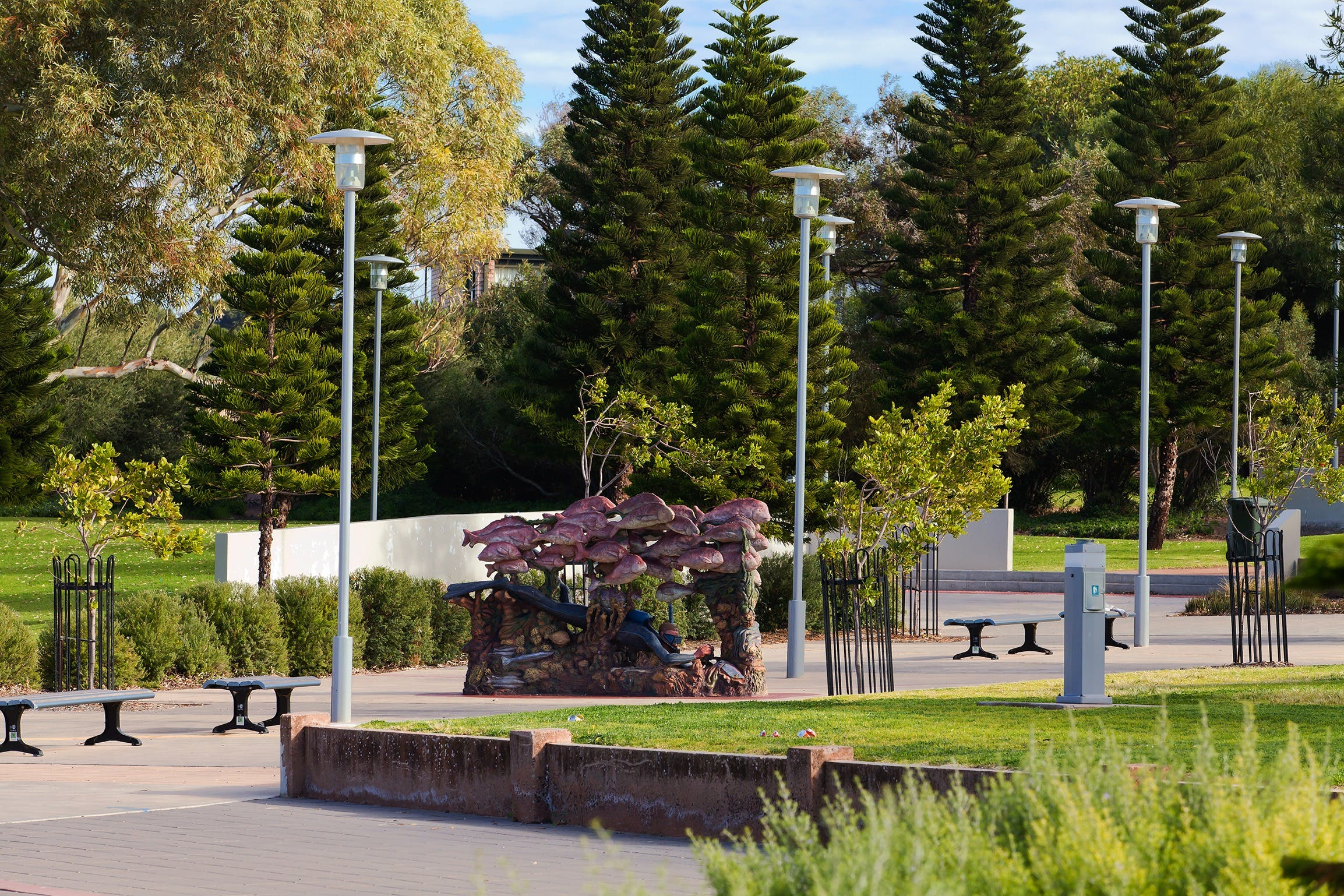 Whyalla Foreshore and Marina - Kingaroy Accommodation