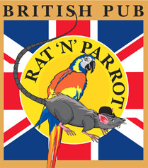 Rat 'n' Parrot British Pub - Kingaroy Accommodation
