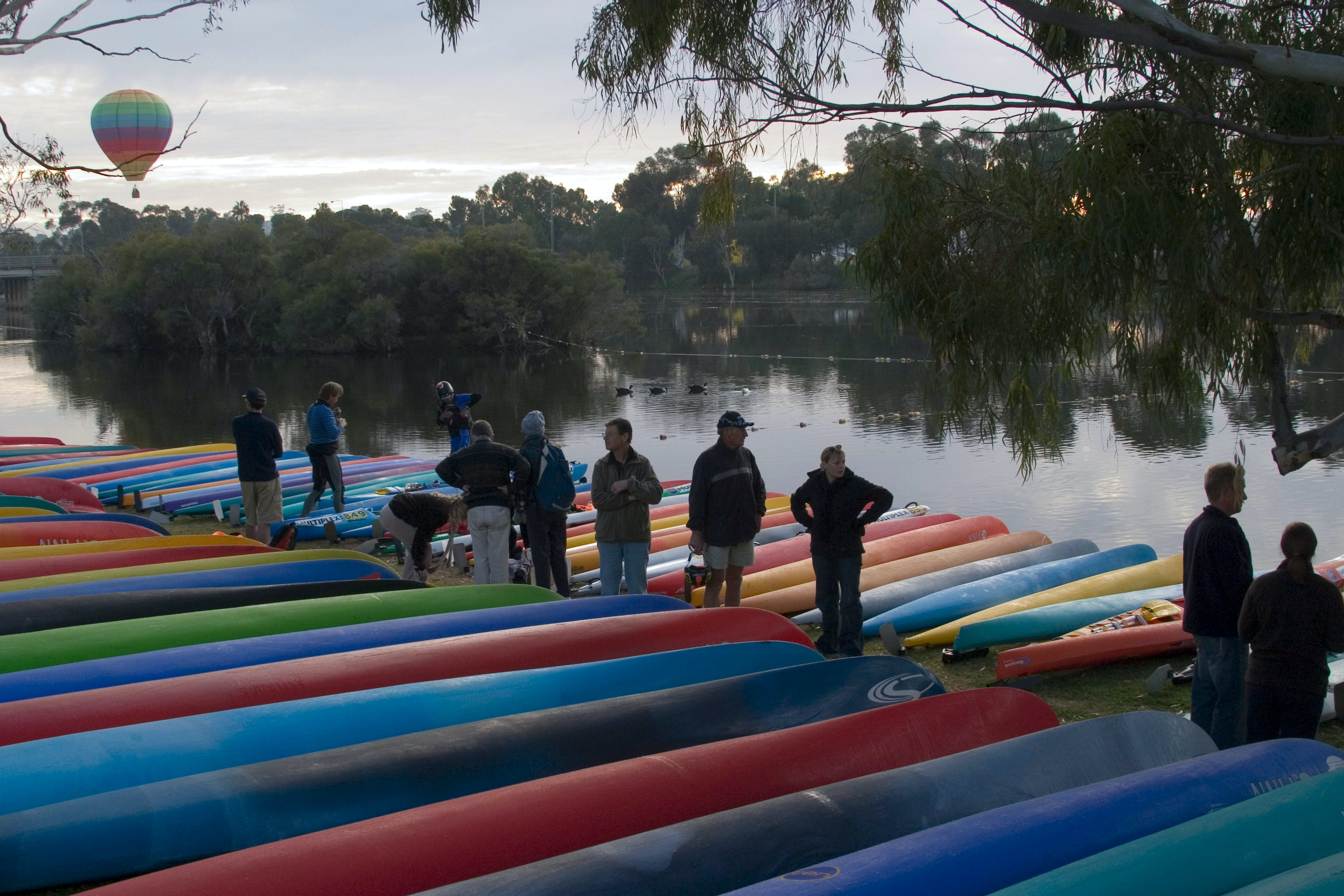 Avon Descent - Kingaroy Accommodation