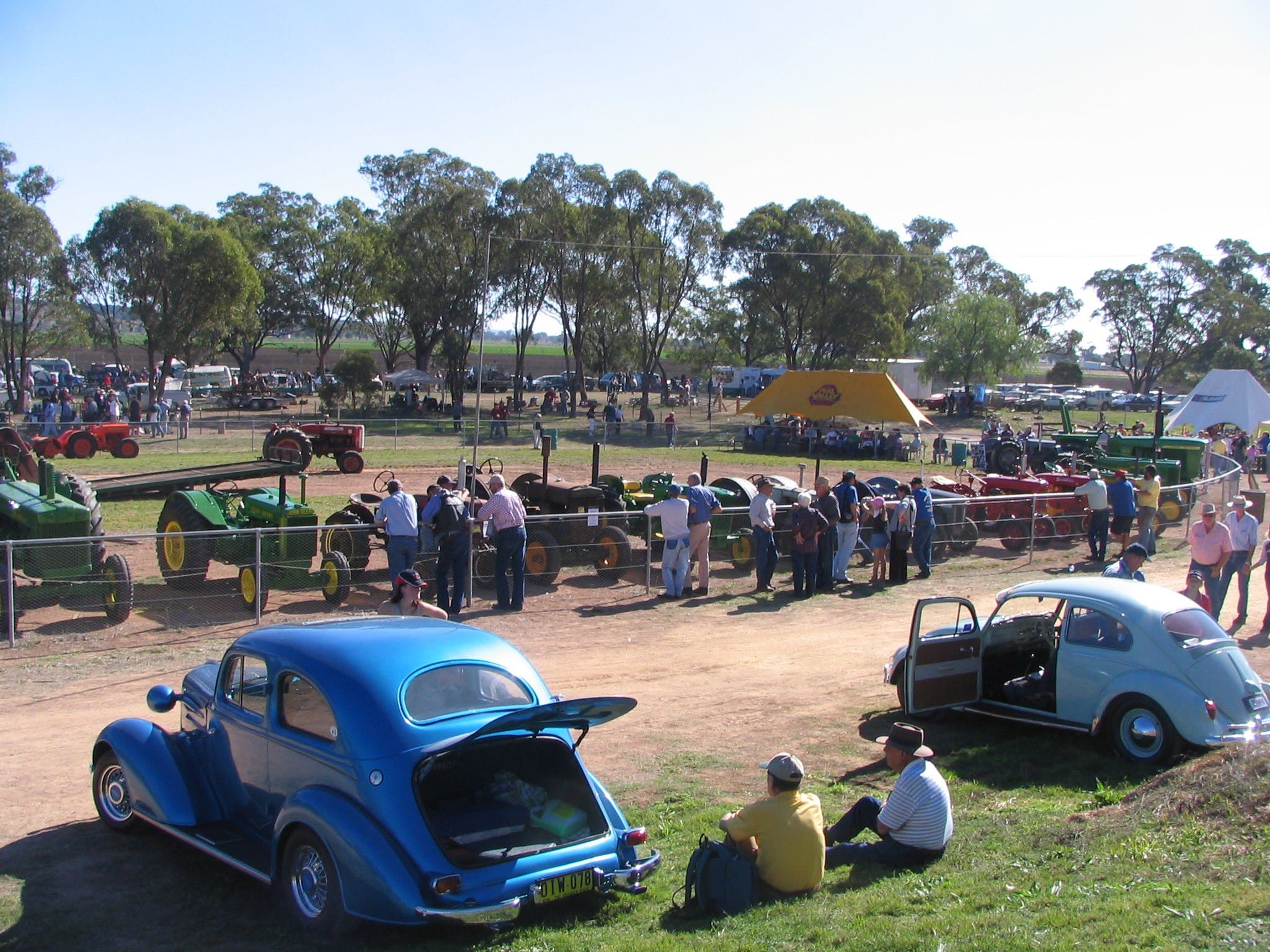 Quirindi Rural Heritage Village - Vintage Machinery and Miniature Railway Rally and Swap Meet - Kingaroy Accommodation