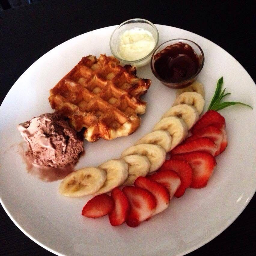 The Waffle Delight - Kingaroy Accommodation