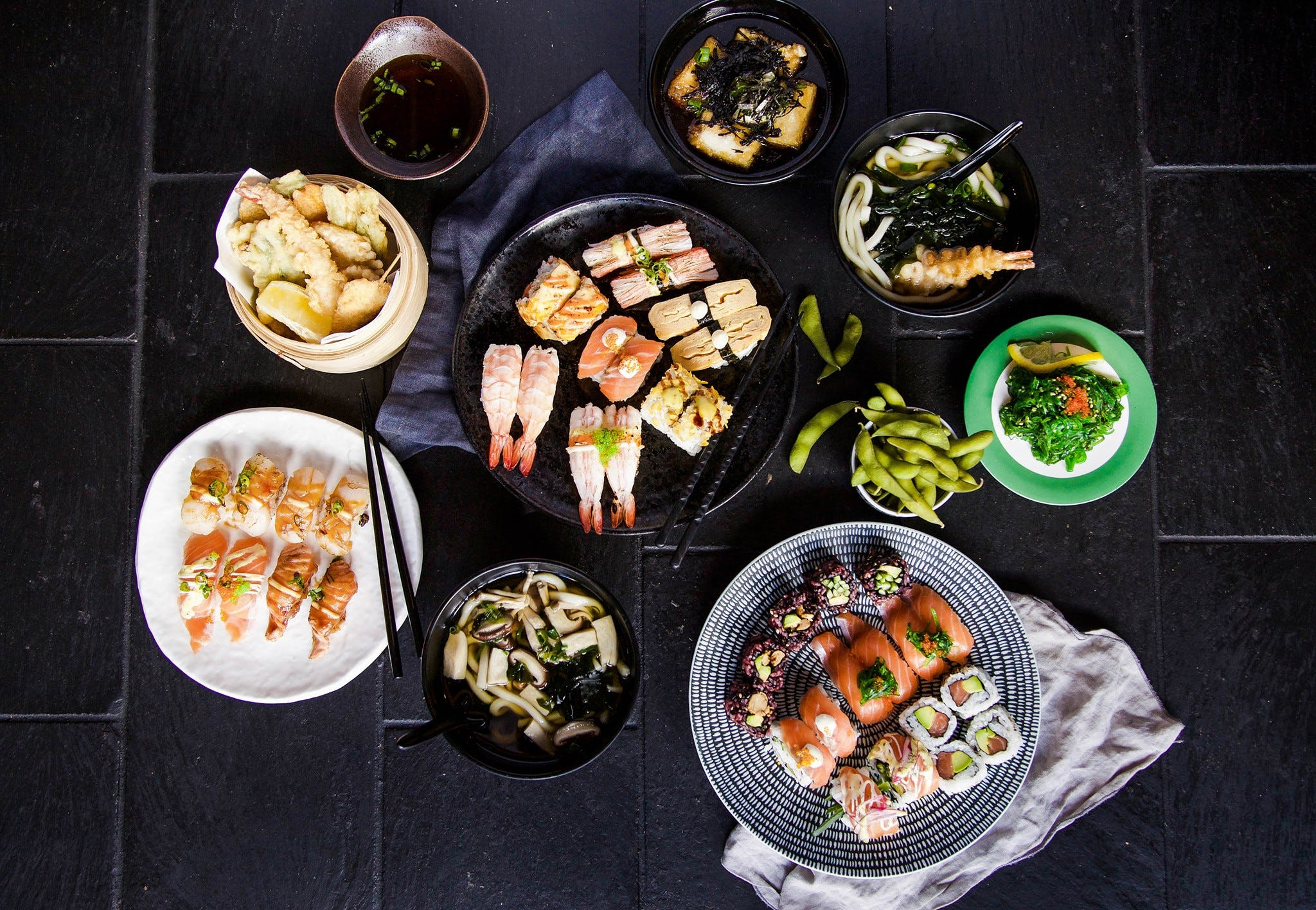 Hero Sushi - Southport - Kingaroy Accommodation