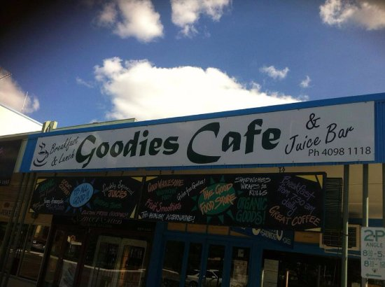 Goodies Cafe - Kingaroy Accommodation