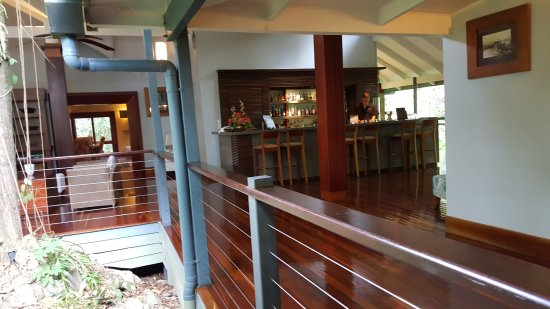 Treehouse Restaurant - Kingaroy Accommodation