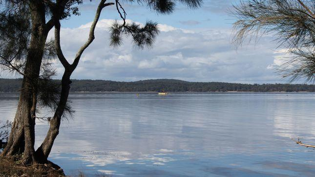 'Point Break' Your Waterfront Break at the Point - Kingaroy Accommodation