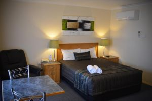 Arkana Motor Inn  Terrace Apartments - Kingaroy Accommodation