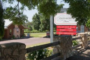 OXENBERRY FARM - Kingaroy Accommodation