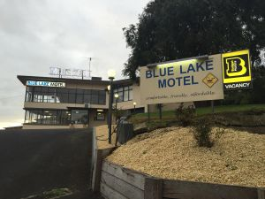 Blue Lake Motel - Kingaroy Accommodation