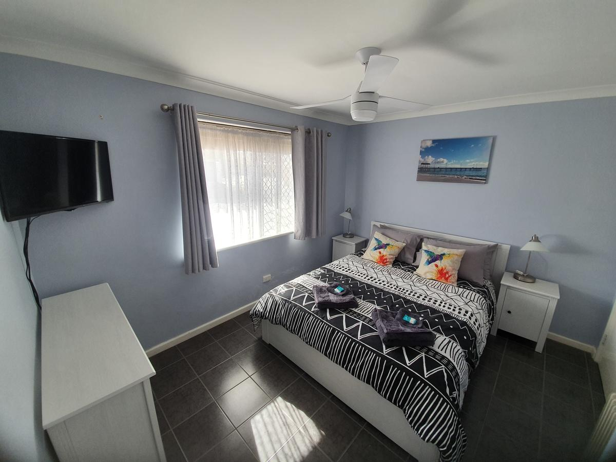 Ocean Beach Chalet 18 - Kingaroy Accommodation